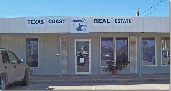 Texas Coast Real Estate Office in Rockport, TX